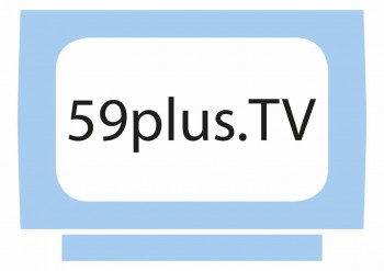 Logo 59plus TV